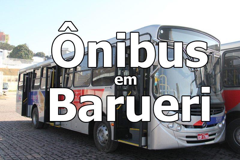 Ônibus em Barueri