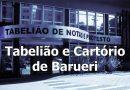 Tabelião e Cartório de Barueri